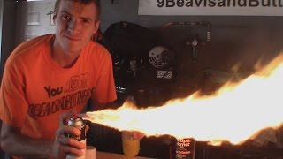 FLAMMABLE BEE SPRAY thumbnail