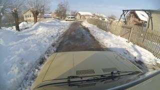 Зима Старі Богородчани