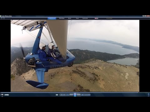 Hang gliding over lake Tahoe, take-off from Carson city airport (part 1)