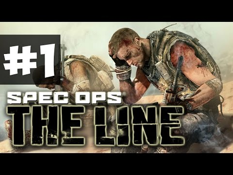 Все концовки Spec Ops The Line