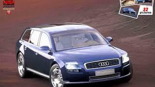 Audi Avantissimo Concept Videos