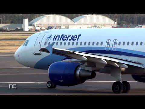 SIn Obstáculos!! Aeropuerto de la Ciudad de Mexico - 3 Horas de Aviación