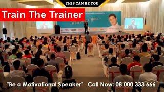 Train The Trainer Workshop India | Review Motivational Speaker Training Course Parikshit Jobanputra