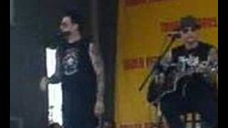 Good Charlotte - We Believe (Acoustic) at Mundo E - Mexico