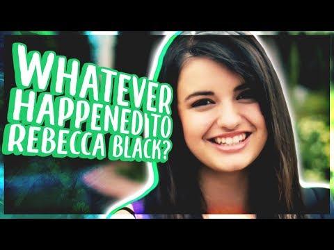Whatever Happened To Rebecca Black?