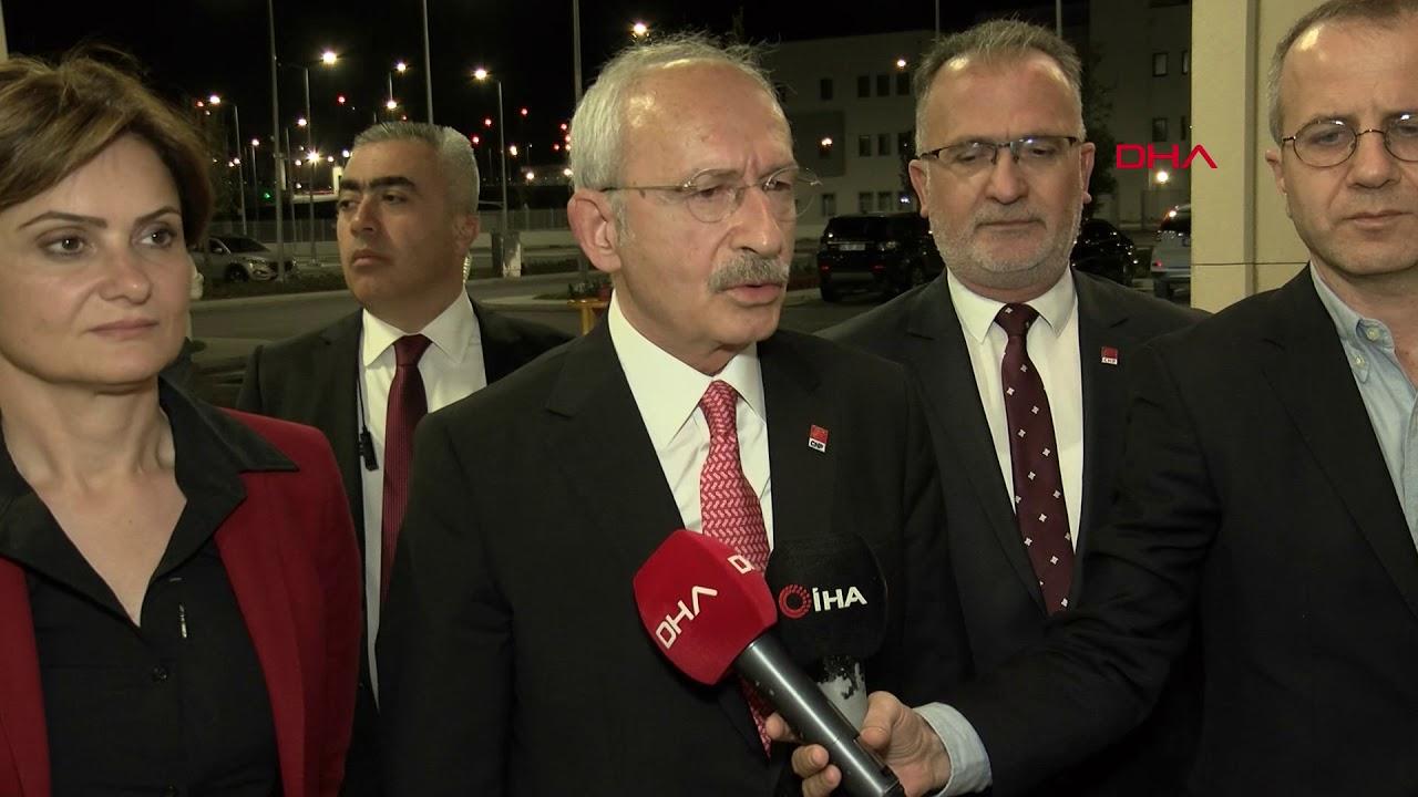 Kemal Kılıçdaroğlu: Ordumuzun başarı elde etmesi hepimizin ortak arzusudur