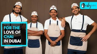 Project Chaiwala: Two Friends &amp Their Love For Chai!  Stories From Dubai S1 E9