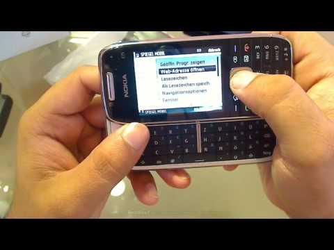 (HD) Review / Vorstellung: Nokia E75 Teil 2/2 | BestBoyZ