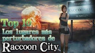Top 10: Los lugares más perturbadores de Raccoon City