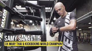 Samy Sana's Training Camp | Journey To ONE: CENTURY | ONE VLOG