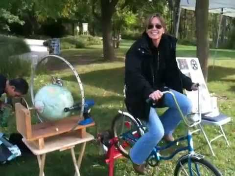 Donate a bicycle to Africa and the world