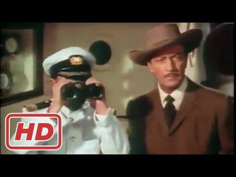 A MORTE VEM DO KILIMANJARO 1959 - Filme completo legendado com Robert Taylor