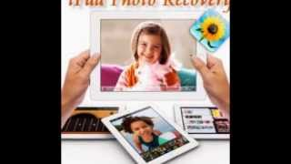 Photo Recovery for iPad 3 and iPad 4-Recovere deleted photo from iPad