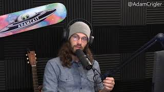 18 - Adamcast IRL - Asteroid may hit California, HBD Air Force, Olympics in China? Friday night Jams