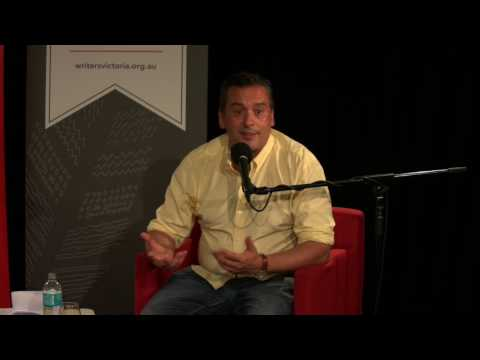 A Night with Christos Tsiolkas
