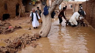 (AFGHANISTAN - March 2019 ) Floods kill at least 17 people after heavy rains in Afghanistan