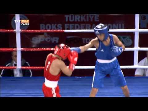 Uluslararası Ahmet Cömert Boks Turnuvası Finali - TRT Avaz