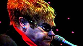 Elton John, Ballad of the Boy in the Red Shoes. Herning, DK, 9-12-2010.AVI