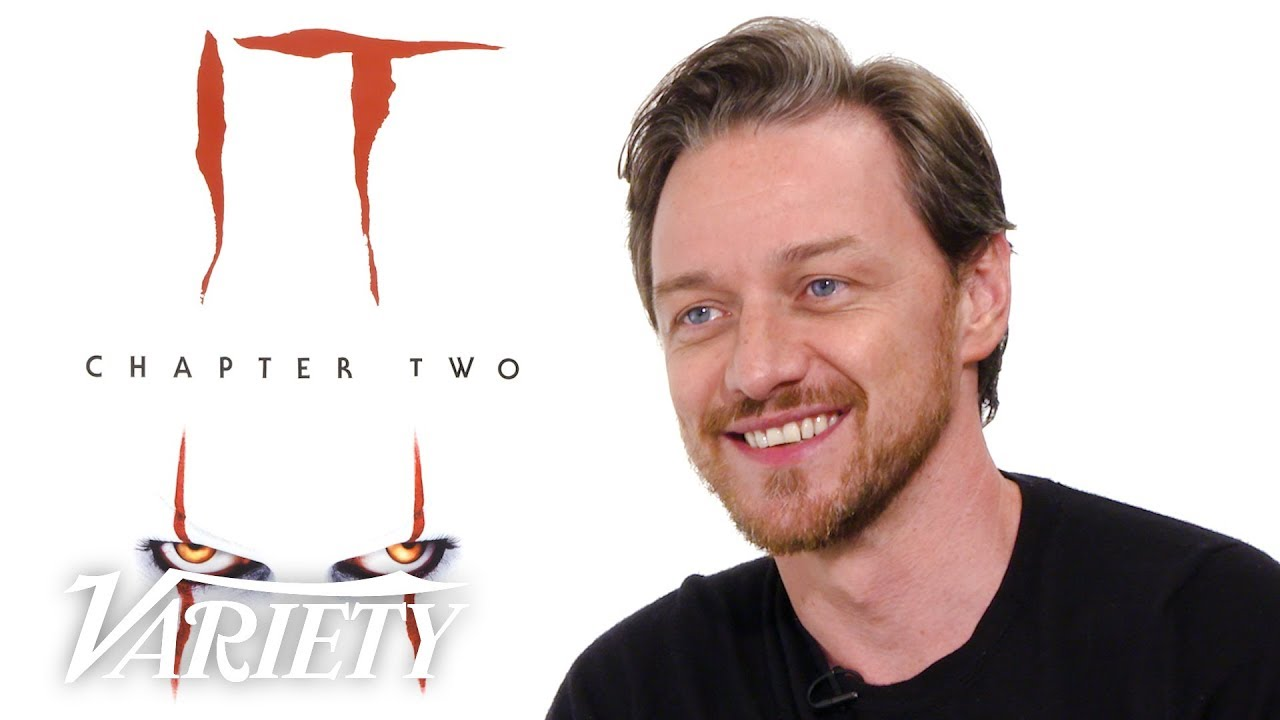 'It: Chapter Two' Star James McAvoy on What Makes Pennywise So Creepy
