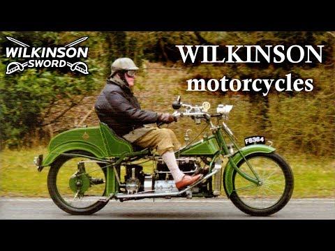 История мотоциклов Wilkinson