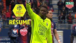 SM Caen - Dijon FCO ( 1-0 ) - Résumé - (SMC - DFCO) / 2018-19