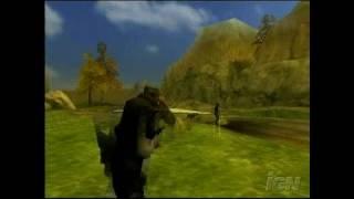 Gun Showdown Sony PSP Gameplay - Multiplayer Showdown