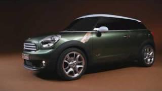 Mini Paceman Concept 2011 Videos