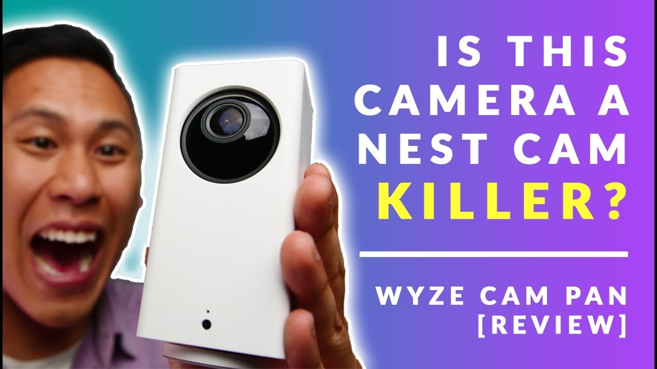 WYZE CAM PAN REVIEW: How is it ONLY $30?!