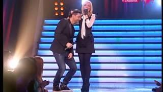 Leontina - Bekolino / Ludak kao ja - (Acappella) - Vip Room - (TV Pink 2014)