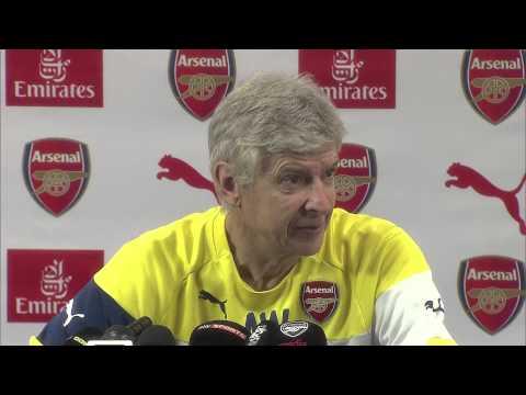 Arsene Wenger on beating Jose Mourinho & Cesc Fabregas' return to Arsenal