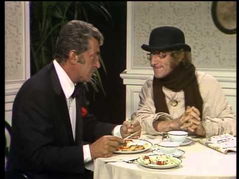 Dean Martin & Marty Feldman - The Restaurant - YouTube