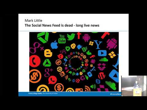 """The Social News Feed is dead - long live news"""
