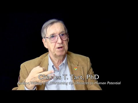 Video Nugget: Buddhist Meditation and Gurdjieff Work with Charles Tart