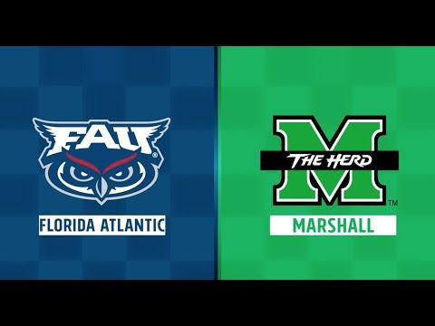 Highlights: Florida Atlantic at Marshall Week 8