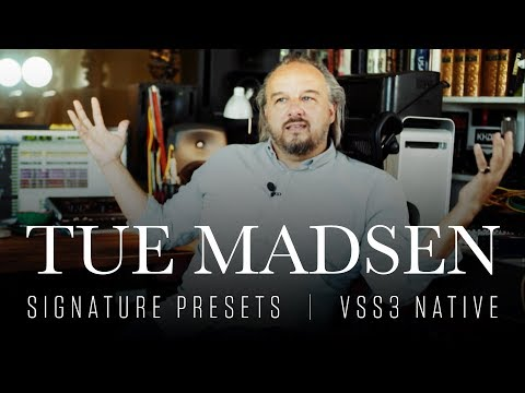 Metal producer Tue Madsen's reverb presets for guitar, drums and bass