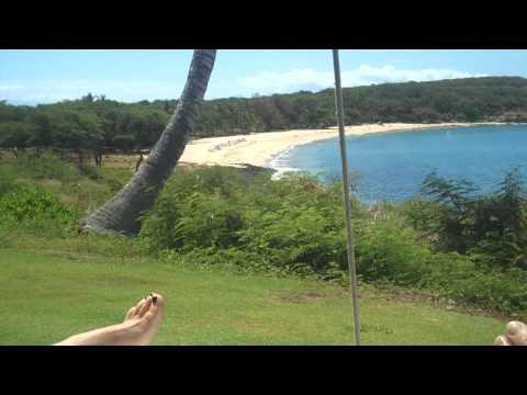 Manele Bay in Lana'i