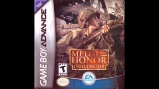 Medal of Honor Infiltrator Soundtrack - North Africa