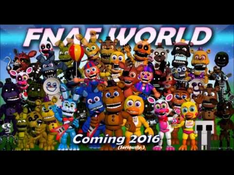FNaF World the Musical 1 Hour