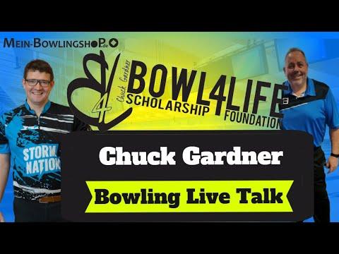 Bowl 4 Life Gründer Chuck Gardner - Chuck Gardner Bowling Interview - Brunswick PBA Tour Rep