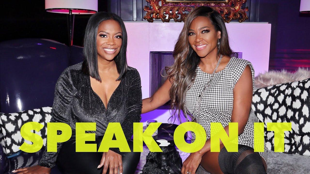 Watch: Speak On It With Kenya Moore