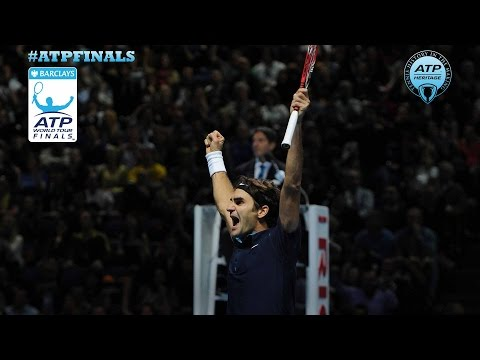 Federer Wins Final Thriller In 2011 London Finale Classic Moment
