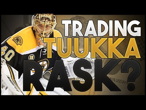 Tougie's Take: Trading Tuukka Rask?