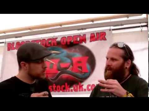 Whitechapel Interview - Bloodstock Festival 2013