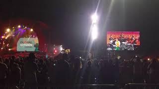 Pharrell Williams & Stevie Wonder - Get Lucky (Live) - Global Citizen Festival NYC