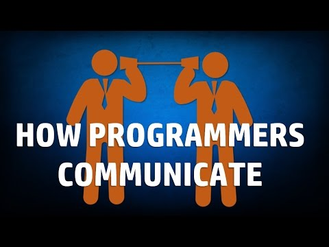 How Programmers Communicate | Multimedia Presentation