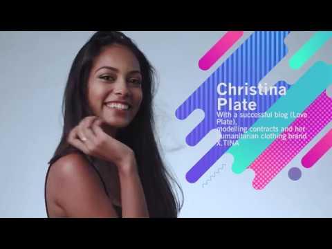 ConfidencexCosmoSL: Christina Plate Talks About Empowerment & Success