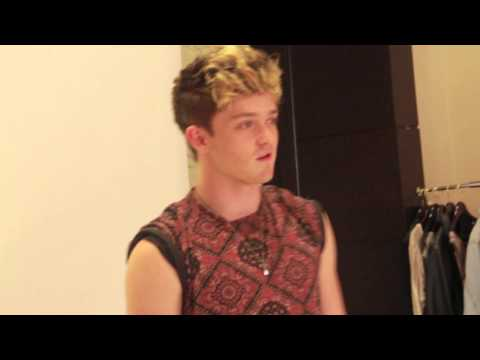 THE VAMPS: Behind the Scenes at Our Photo Shoot