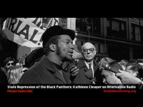 Kathleen Cleaver: State Repression of the Black Panthers