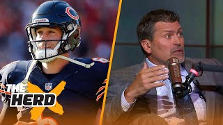 Dolphins pick Jay Cutler over Colin Kaepernick? Should Brady share concussion history? | THE HERD