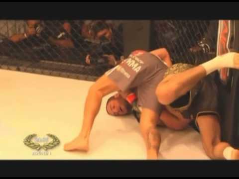 Imperium MMA Pro 2 - Vicente Luque x Yuri Moura